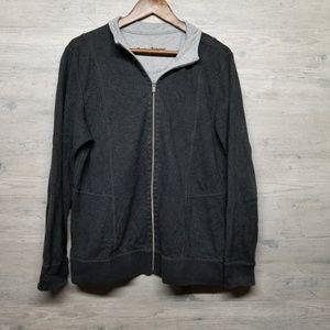 Tommy Bahama Reversible Sweatshirt. AMAZING! Soft!